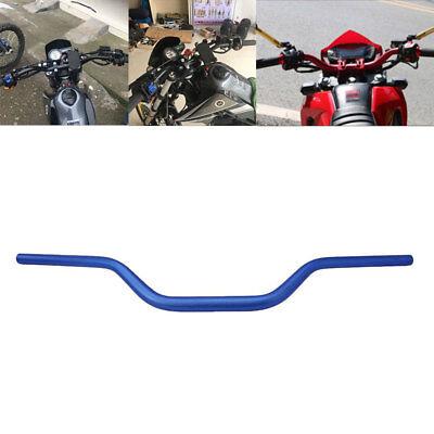 Red 22MM Mid Handlebar Handle Bars Hand Grips Fit Dirt Pit Bike Motorcycle ATV