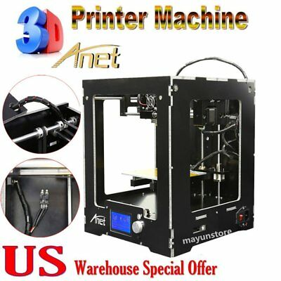 2017 Anet A3 Assembled Piercing Precision 3D Printer