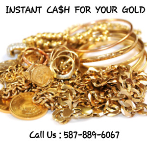 INSTANT CASH FOR GOLD WE BUY JEWELLERY DIAMONDS SILVER