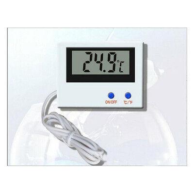 Mini Digital Lcd Temperatures Thermometer Refrigerators Probe Celsius Fahrenheit