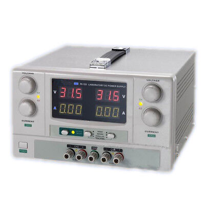 Linear Power Supply Regulated Dual 60v 5a With 4digital Dispaly Lab Grade