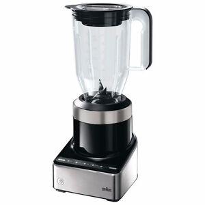 Braun PureMix 1.6L 670-Watt Countertop Blender - Black Brand New