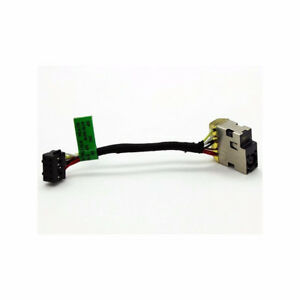 DC Jack Power with Cable Harness for HP Pavilion