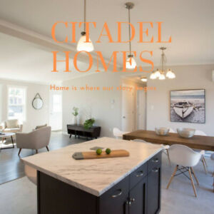 Own your own HOME & LAND in HRM! New ModernMini $439.05 biweekly