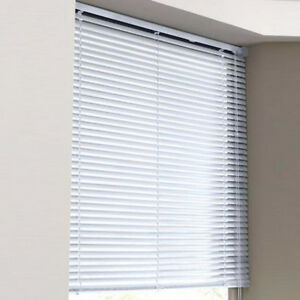 PVC blinds, light filtering mini blinds, window blind, 3 sizes