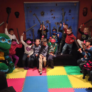 Ninja Turtle Birthday Entertainer! Kitchener / Waterloo Kitchener Area image 2