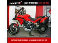 2014 '14 Ducati Multistrada 1200S Touring. Panniers, Safety Pack. D-Air. £7,995