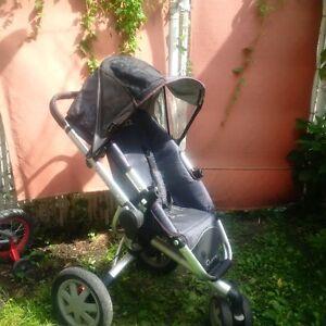 Poussette Quinny Buzz stroller
