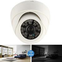 Hd 1200tvl Surveillance Camera Security Cctv Indoor Night Vision White - unbranded/generic - ebay.co.uk