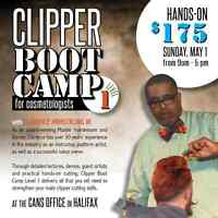 CLIPPER BOOT CAMP:ONLY A COUPLE OF SEATS LEFT