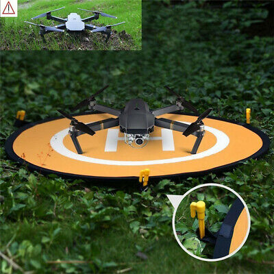 UK 55cm Helicopter Landing Pad RC Drone Landing Mat Helipad Unmanned Aerial