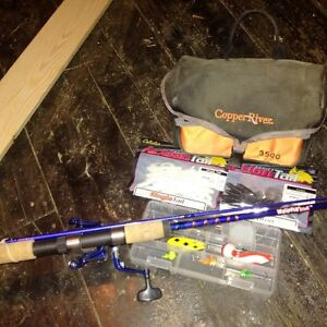 Fishing Rod and Acessories