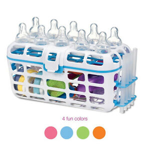 Munchkin Dishwasher Basket - for Baby Bottle Nipples BRAND NEW