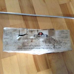 napoleon heavy duty rotisserie kit n370-0092