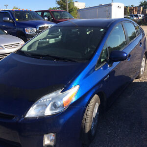 Prius 2010 Accident free one owner blue tooth alloy wheel