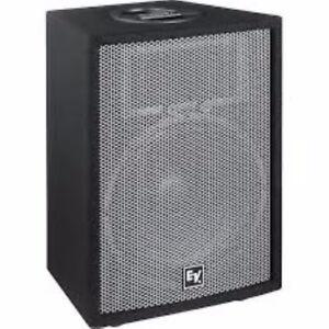 "EV Force I E 15"" Speaker"