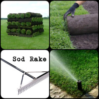 SOD-TURF  $1,00 SQ/FT/REMOVAL/INSTALL/NEW GRASS/FREE ESTIMATE!