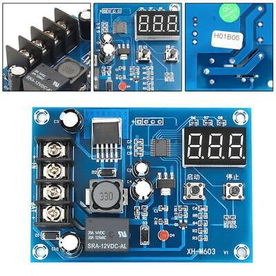 Xh-m603 Charging Control Module Led Display Battery Charger Protection Board Kit