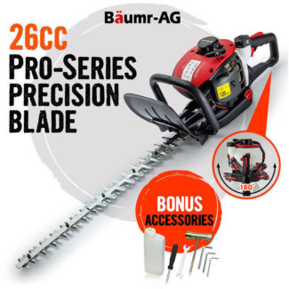 26CC Commercial Precision Blade Petrol Hedge Trimmer Clipper Seven Hills Blacktown Area Preview