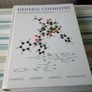University Chemistry Books