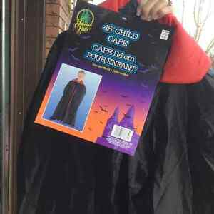 Halloween Costumes - Sizes medium and large