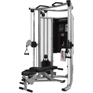 Life Fitness GZ Home Gym with Bench