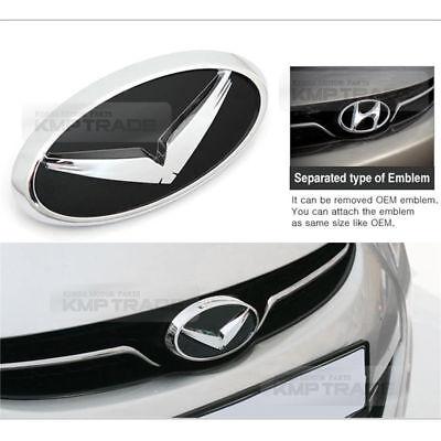 Horn Eagle EMBLEM Badge 2011-2015 Hyundai ACCENT SOLARIS Grille Trunk