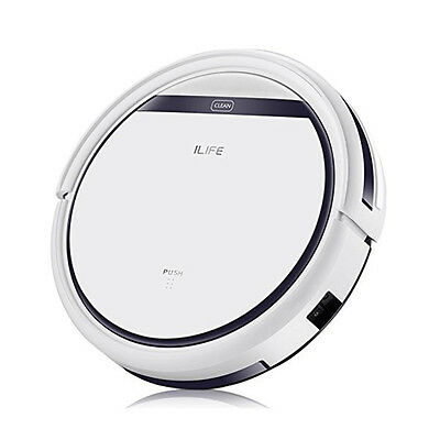 ILIFE V3S Pro Robotic Vacuum Floor Cleaner Pet hair care (Certified Refurbished)
