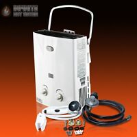 On Demand Portable Propane LP Gas Tankless Hot Water Heater