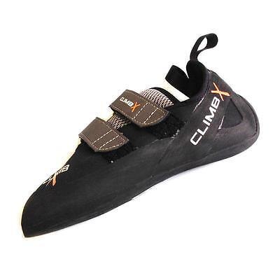Climb X Icon - Grey - Rock Climbing Shoe US Mens 10