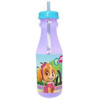 Botella Con Pajita Patrulla Canina Skye (9658) -  - ebay.es