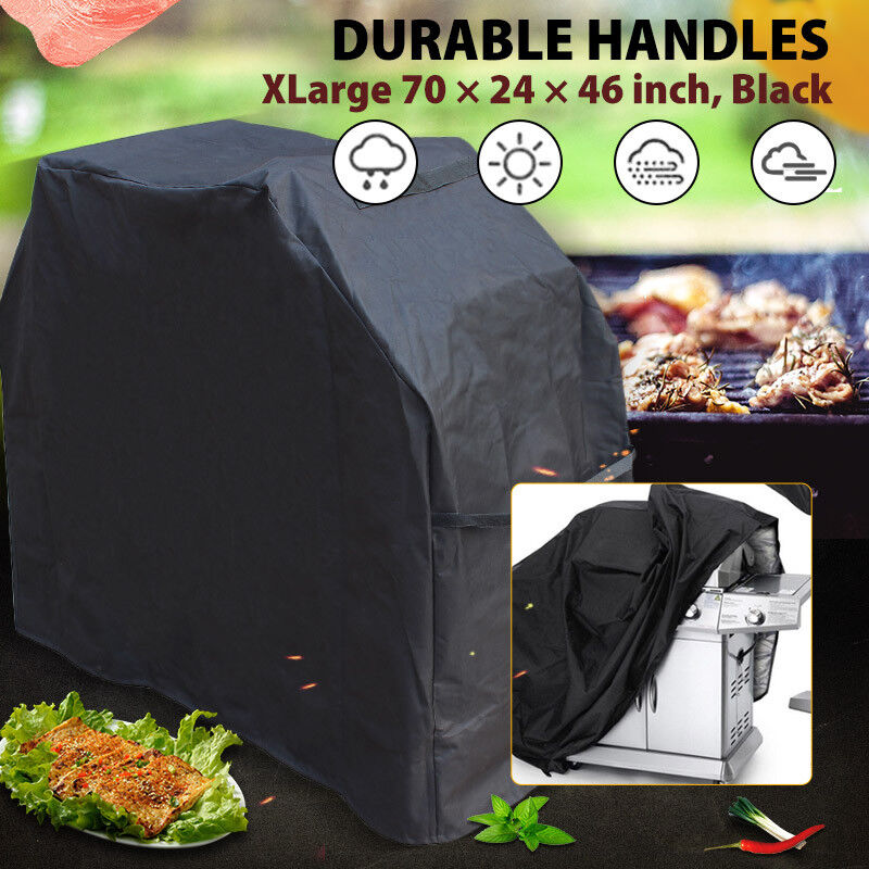 BBQ Gas Charbroil Weber Grill Cover 70 Barbecue Heavy Duty Waterproof Outdoor