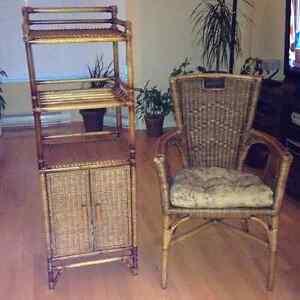 meubles en rotin Saguenay Saguenay-Lac-Saint-Jean image 2