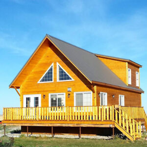 Knotty Pine Cabins - Build your dream cabin today!