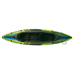 BRAND NEW IN BOX DOUBLE INFLATABLE KAYAK PACKAGE