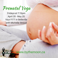 Prenatal Yoga and Birth Preparation
