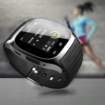 Wrist Waterproof Bluetooth Smart Watch Phone For Android Samsung iPhone iOS