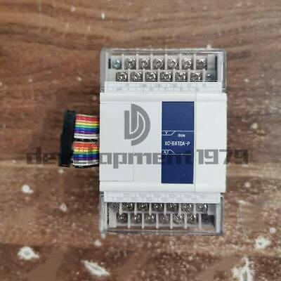 One Used Xinje Plc Xc-e6tca-p Tested In Good Condition