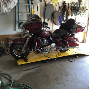 Motorcycle Hoist