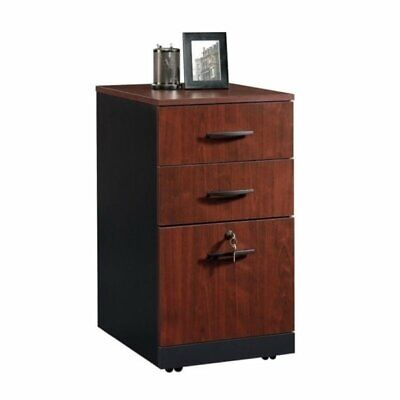 Pemberly Row 3 Drawer File Cabinet In Classic Cherry