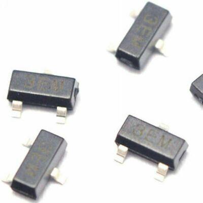 50pcs Mmbth10 3em Npn Sot-23 Smd Transistor