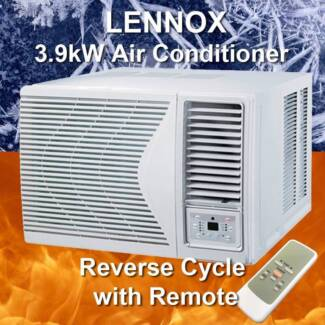 LENNOX 3.9kW 1.5HP WINDOW-WALL AIR CONDITIONER WITH REMOTE