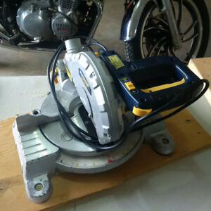 7 1/4 inch miter saw with laser sight