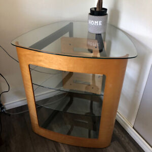 """TV Stand 32"""" high $30"""