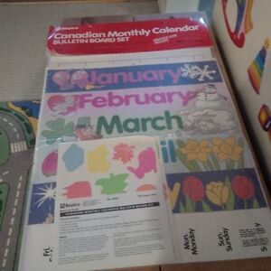 Kids Crafts and Canadian Monthly Calendar Kitchener / Waterloo Kitchener Area image 7
