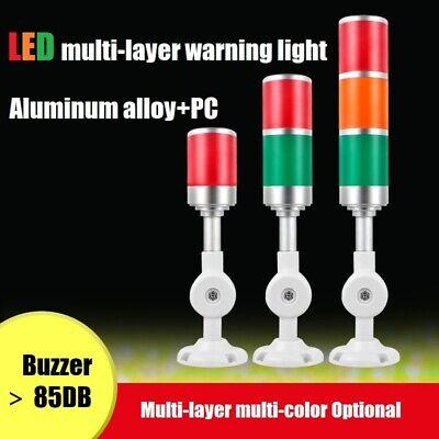 Multi-layer Led Signal Light24v Cnc Drilling Tapping Machine Milling Lathe Light