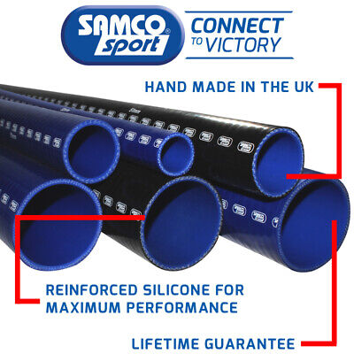 Samco Silicone Hose Radiator Intercooler Turbo 1m Straight Coolant Water Pipe