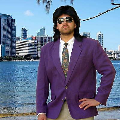 Herren Sakko Set 70er / 80er Jahre Retro Kleidung, Anzug-Jacke, Vintage - 80er Jahre Vintage Kostüm