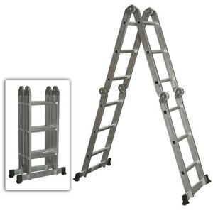 Mastercraft (Canadian Tire) 17 foot Folding Ladder