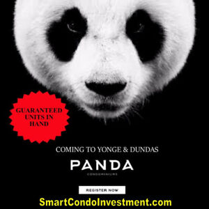 Exclusive First VVIP Access to Panda Condos in Toronto